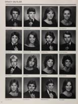 1985 Colonial High School Yearbook Page 158 & 159