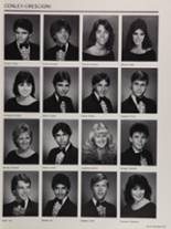 1985 Colonial High School Yearbook Page 160 & 161