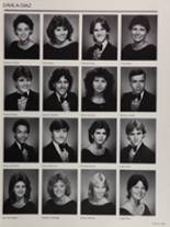1985 Colonial High School Yearbook Page 162 & 163