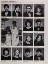 1985 Colonial High School Yearbook Page 164 & 165