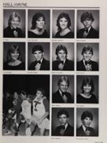 1985 Colonial High School Yearbook Page 168 & 169