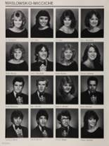 1985 Colonial High School Yearbook Page 178 & 179
