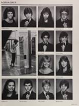 1985 Colonial High School Yearbook Page 180 & 181