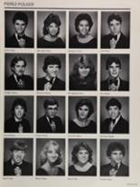 1985 Colonial High School Yearbook Page 182 & 183