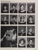 1985 Colonial High School Yearbook Page 184 & 185