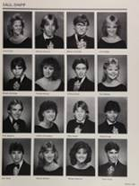 1985 Colonial High School Yearbook Page 186 & 187
