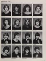 1985 Colonial High School Yearbook Page 192 & 193