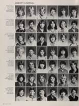 1985 Colonial High School Yearbook Page 196 & 197