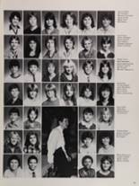 1985 Colonial High School Yearbook Page 198 & 199