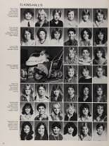 1985 Colonial High School Yearbook Page 200 & 201