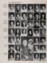1985 Colonial High School Yearbook Page 204 & 205
