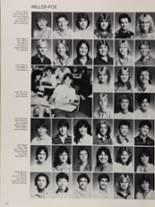 1985 Colonial High School Yearbook Page 206 & 207