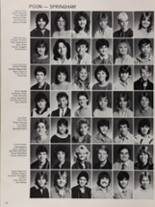 1985 Colonial High School Yearbook Page 208 & 209