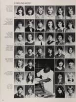1985 Colonial High School Yearbook Page 210 & 211