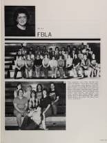 1985 Colonial High School Yearbook Page 238 & 239