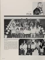 1985 Colonial High School Yearbook Page 244 & 245