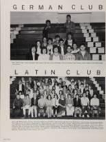 1985 Colonial High School Yearbook Page 256 & 257