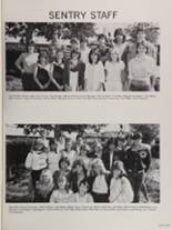 1985 Colonial High School Yearbook Page 258 & 259