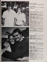 1985 Colonial High School Yearbook Page 262 & 263