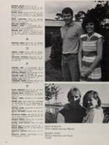 1985 Colonial High School Yearbook Page 266 & 267