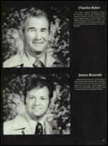 1977 Santa Fe High School Yearbook Page 22 & 23