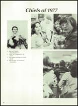 1977 Santa Fe High School Yearbook Page 40 & 41