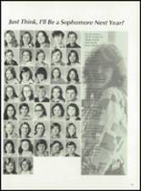 1977 Santa Fe High School Yearbook Page 78 & 79