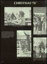 1977 Santa Fe High School Yearbook Page 116 & 117