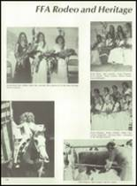 1977 Santa Fe High School Yearbook Page 128 & 129