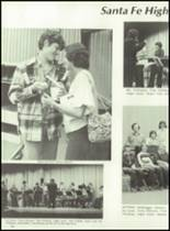 1977 Santa Fe High School Yearbook Page 132 & 133