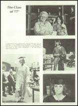 1977 Santa Fe High School Yearbook Page 142 & 143