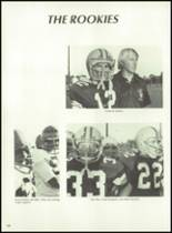 1977 Santa Fe High School Yearbook Page 154 & 155