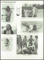 1977 Santa Fe High School Yearbook Page 220 & 221