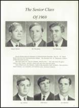 1969 Burns High School Yearbook Page 12 & 13