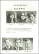 1969 Burns High School Yearbook Page 14 & 15