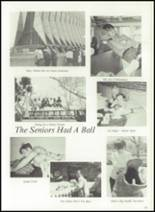 1969 Burns High School Yearbook Page 16 & 17