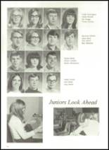 1969 Burns High School Yearbook Page 18 & 19
