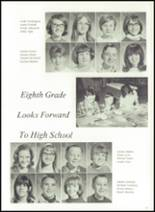 1969 Burns High School Yearbook Page 20 & 21
