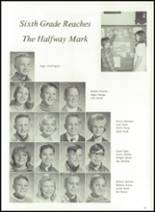 1969 Burns High School Yearbook Page 22 & 23