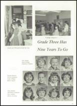 1969 Burns High School Yearbook Page 24 & 25