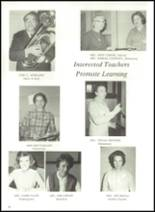 1969 Burns High School Yearbook Page 30 & 31