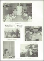 1969 Burns High School Yearbook Page 32 & 33
