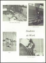 1969 Burns High School Yearbook Page 34 & 35