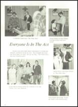 1969 Burns High School Yearbook Page 36 & 37