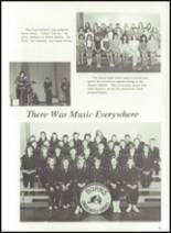 1969 Burns High School Yearbook Page 38 & 39