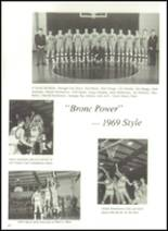 1969 Burns High School Yearbook Page 46 & 47