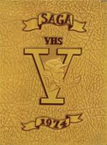 1974 Yearbook Valley High School