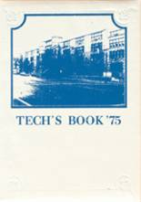 1975 Yearbook Hume-Fogg Vocational Technical School