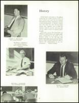 1968 Woodberry Forest High School Yearbook Page 20 & 21