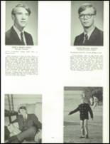 1968 Woodberry Forest High School Yearbook Page 34 & 35